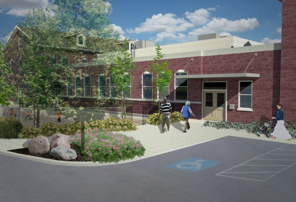 Mercy Magnuson Place Project - Denise Louie Education Center